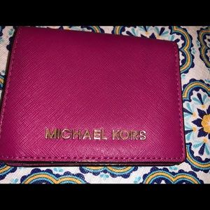Micheal kors wallet bundle